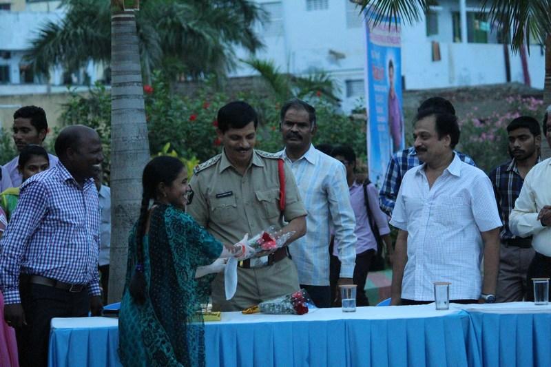 Welcomes sri. Durga Rao garu